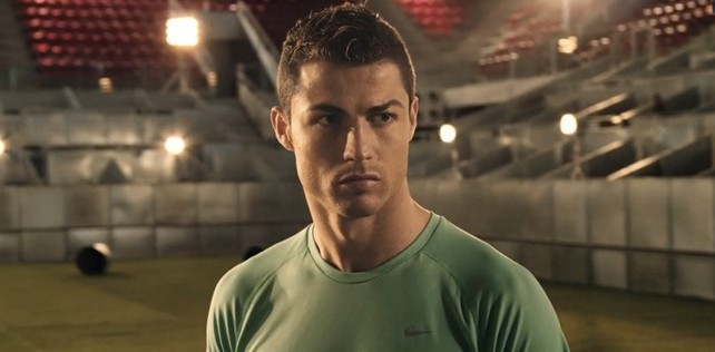 CR7 DRIVEN TO PERFECTION HERBALIFE