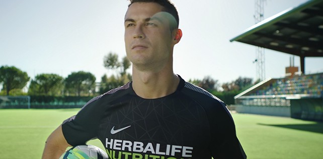 BEHIND THE WIN, CR7, HERBALIFE